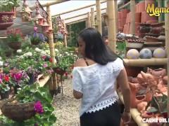 CarneDelMercado - Andrea Flores Amateur Colombian Brunette Fucks Big Cock In Steamy Audition - MAMACITAZ