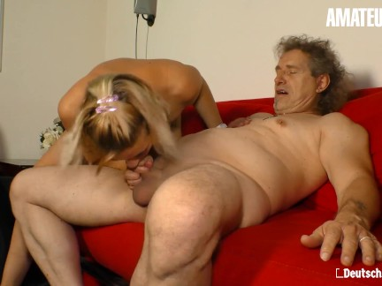 DeutschlandReport – Horny German Mature Rides Cock In Hot Pick Up And Fuck Session – AMATEUREURO