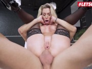 HerLimit - Isabelle Deltore Huge Ass Australian MILF Rough Anal Fucking Till Climax