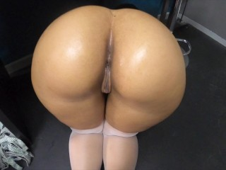 Secretary Maid Stuck Under Table & Get Fucked by her Boss at Office