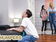 LIL humpers - Horny Curvy Milf Amber Alena