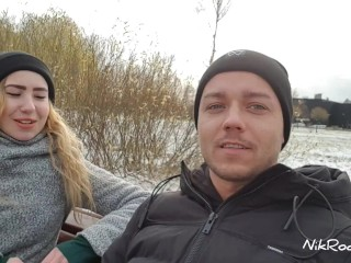 pickup in Russian! seduced a girl and fucked her in a hotel