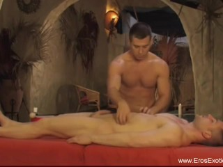 A Sexy Solo Penis Sensual Massage Experience