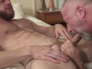 Dad's Trip: Brian Bond Fucked Hard by Lance Charger