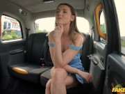 Fake Taxi Sybil Kailena Gets Her Sweet Perfect Natural Titss Out For A Fast Rough Sex ride