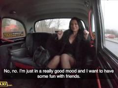 Fake Taxi French Babe Ania Kinski Gives an Amazing Blowjob