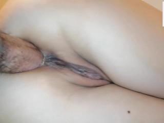 He Fucks my Tight Ass until he Cums.