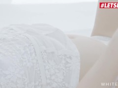 WhiteBoxxx - Jenny Ferri Small Tits Russian Teen Intense Passionate Pussy Fuck With Her Lover - LETSDOEIT