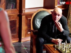 PinUpSex - Billie Star Seductive Czech Babe Intense Fucking With Big Dick Boss