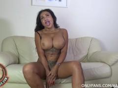 Luke Hardy - Naughty MILF Nicole Du Papillon's Hot Fuck Porn Movie