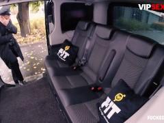 FuckedInTraffic - Arwen Gold Big Ass Russian Seduces Horny Driver Into Intense Public Car Fuck - VIPSEXVAULT