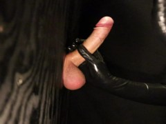 Anal Fingering Latex Handschuhe
