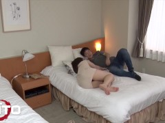 Erito - Hot Babe Hina Gets Fingered And Fucked At A Hotel