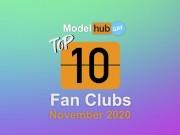 Top Fan Clubs viideos November 2020 - PH Sexy Model Gay Edition