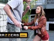 Brazzers - Jillian Janson Sucks Mark Ashley Cock