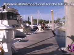 Homemade Video Of Party Girls Getting Naked On A Boat