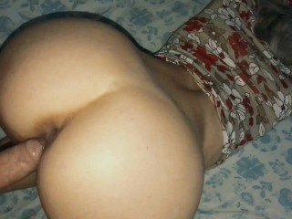 My friend's horny wife wants sex and I could not refuse. Iphone record