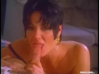 Mike Horner Fantasizes That Legend Pornstar Jeanna Fine is Sucking Him Off