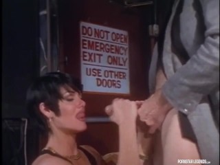 Pornstar Legend Jeanna Fine Gets a Facial After Fucking and Blowing Mike Horner