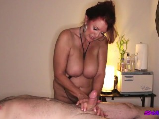 Big Tit Massage With Happy Ending
