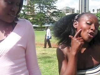 Real African Amateur Lesbos Cumming