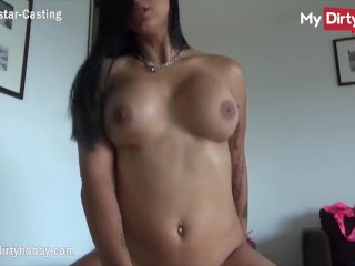 MyDirtyHobby – Hot horny college roommate fucks her roommate during quarantine