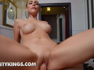 Reality Kings – Sexy Busty Girl Teases Her Bf