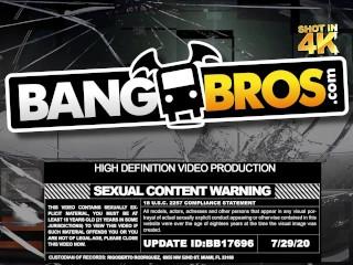 BANGBROS – Big Tits Asian Babe Mina Moon Boards Van With Strangers And Gives Up Dat Azz