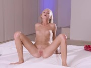 WOWGIRLS PROMO Stunning blue eyes blonde Nancy A in amazing Please Fuck Me exclusive wowgirls series.