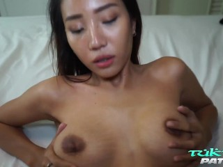 TukTukPatrol Tight Pussy Milf Pounded In Hotel Room