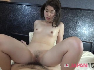 Hinata Nishii Wants to Get Her Pussy Satisfied Today