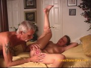 Trailer Park Whores Used By Some Kinky Old Men