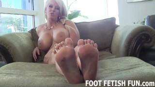Porn feet