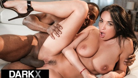 Anissa Kate s Pussy Takes Monster BBC