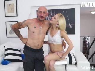 CastingAllaItaliana – April Paisley Sexy British Babe Hardcore Anal Fuck On Camera