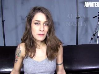 LasFolladoras – Alexa Nasha & Mey Madness Horny Spanish Teens Share Cock On Camera – AMATEUREURO