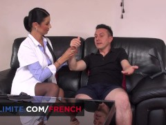 Ania Kinski anally pounded by patient