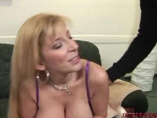 Sara has Huge Tits, a Huge Ass, AND Shane's Huge Black Cock