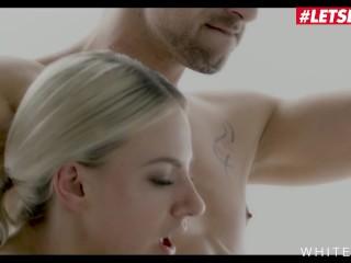 WhiteBoxxx – Nataly Cherry & Casey A Sexy Czech Girls Share Big Cock In Hot Fetish Threeway – LETSDOEIT