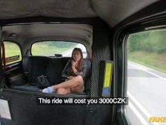 Fake Taxi Lena Ross Fucked by a driver after her prison visit