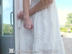 PASSION-HD Blonde Fucked In All Positions