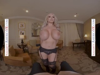 Naughty America – Alura Jenson is the pornstar that you've been waiting for
