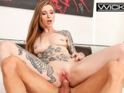Wicked - Hot Inked Penny Archer Gets Drilled Hard
