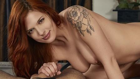 Fuck Nympho Big Tits Redhead Scarlett Mae In Virtual Reality