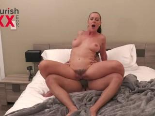 Texas Patti steals her daughters boyfriend after work