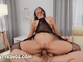Reality Kings – Tru Kait Teases Her Bf Erik Everhard With Her Wet Pussy Before Riding His Thick Cock