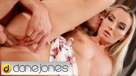 Dane Jones Petite wife passionate love making