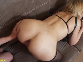 first ass fucking with stepmom