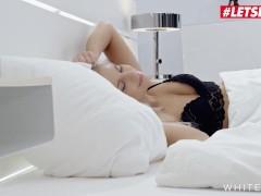 WhiteBoxxx - Stunning Blonde Lola Myluv Wakes Up To A Big Cock And Fucks It - LETSDOEIT