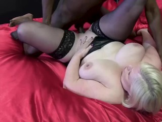 Grannylovesblack – can't get her chocolate addiction out of her mind